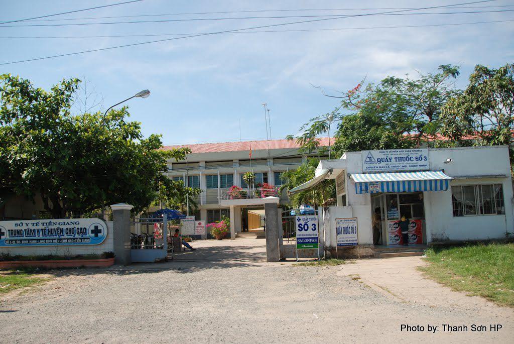Trung tâm Y tế Chợ Gạo