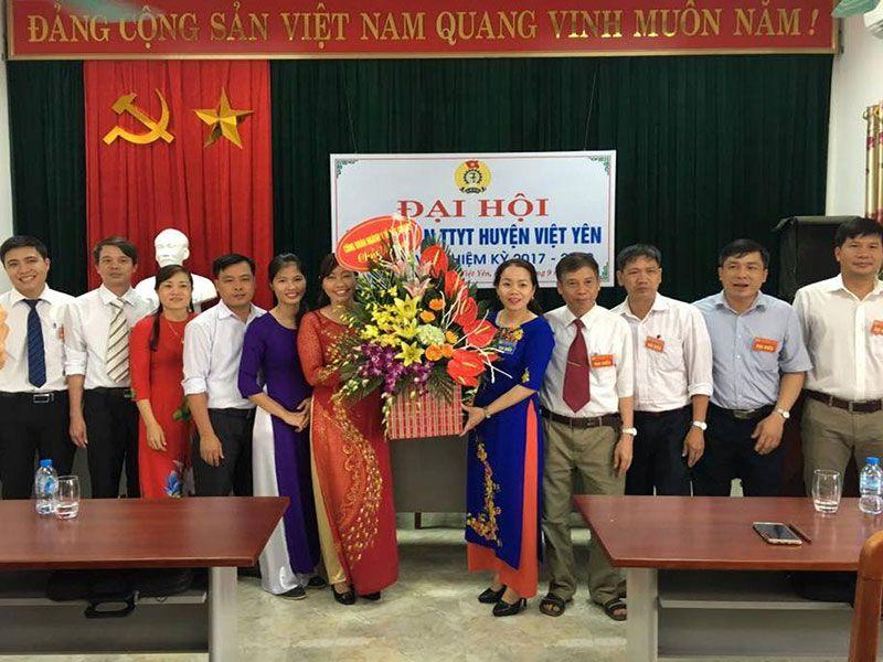 Trung tâm y tế huyện Việt Yên