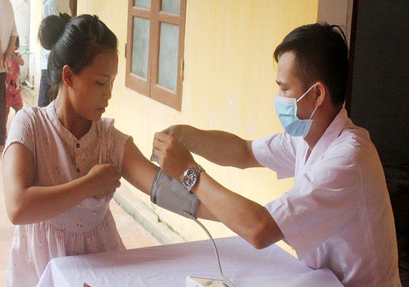 Trung tâm y tế huyện Yên Thế