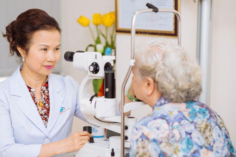 Danh sách bệnh viện phòng khám mắt tư nhân tại tphcm 2018