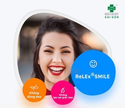 Phẫu thuật ReLEx SMILE ® kỷ nguyên mới trong điều trị tật khúc xạ tại Bệnh viện Mắt Sài Gòn