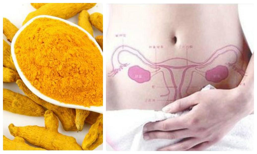 Nghệ tốt cho sức khỏe ngăn chặn ung thư cổ tử cung