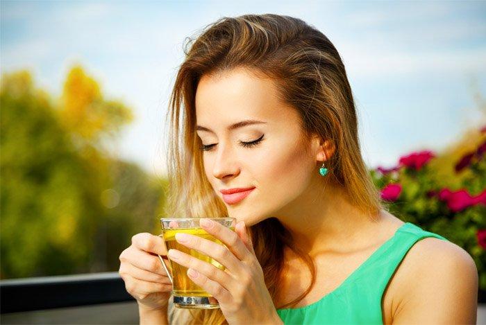 Uống trà xanh giúp giảm nguy cơ ung thư buồng trứng