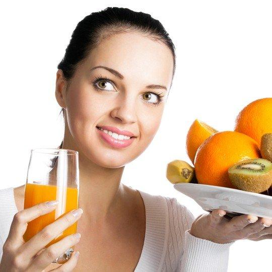Thực phẩm tốt cho người bị U xơ tử cung