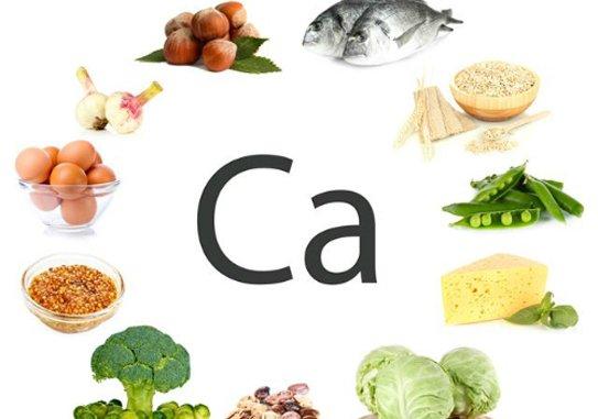 chất dinh dưỡng cho xương chắc khỏe
