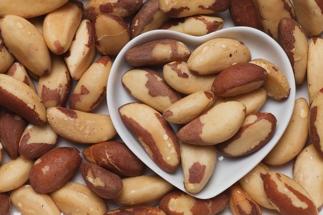 Hạt quả hạch Thực phẩm tốt cho sức khỏe phái mạnh