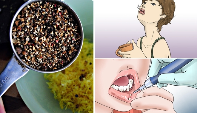 Muối tiêu chanh có thể giải quyết 10 vấn đề sức khỏe