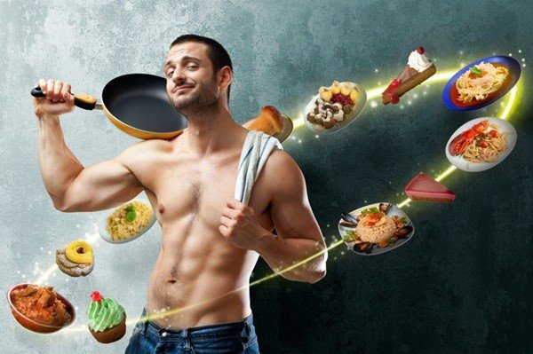 Top thực phẩm tốt cho sức khỏe phái mạnh
