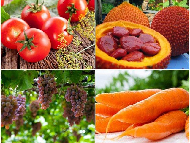 Thực phẩm chống ung thư loại bỏ độc tố