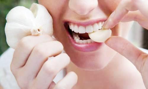 Giảm đau răng với các thành phần tự nhiên !!