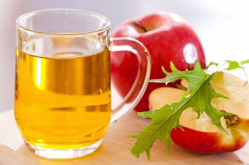 Dùng dấm táo mỗi buổi sáng