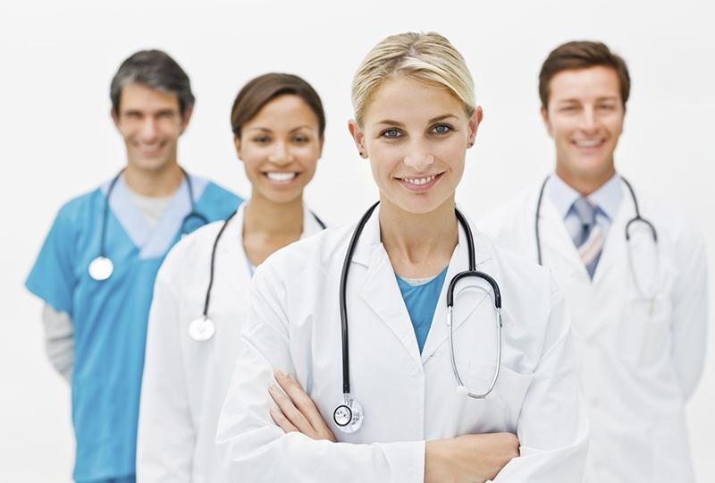 đội ngủ y tế phòng khám đa khoa 3 tháng 2