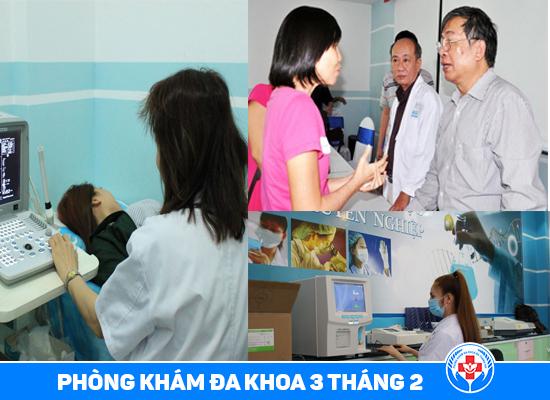 phòng khám phụ khoa uy tín ở TPHCM