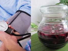 rượu vang đỏ với tỏi trị cao huyết áp
