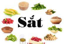 14 thức ăn chay có nhiều chất sắt hơn Thịt!