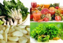 Những thực phẩm lợi tiểu giúp bạn giải độc cơ thể