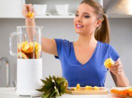 Giảm cân hiệu quả nhờ uống nước ép dứa và nha đam