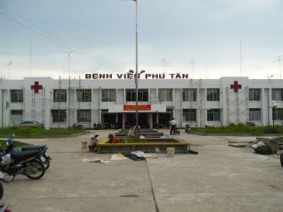 Bệnh viện đa khoa huyện Phú Tân - An Giang