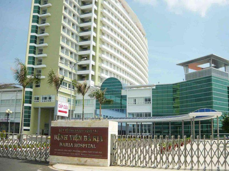 Bệnh viện Bà Rịa