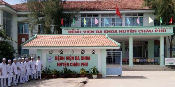 Bệnh viện đa khoa huyện Châu Phú - An Giang