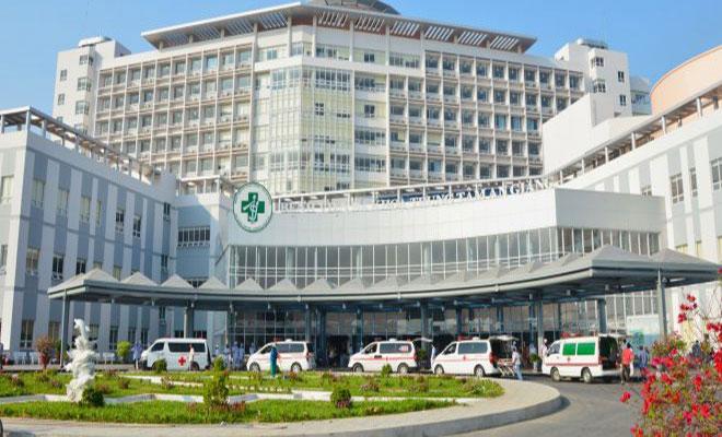 Bệnh viện đa khoa Trung tâm An Giang