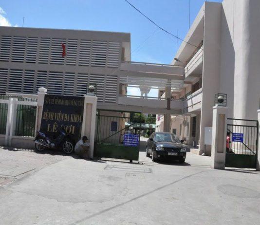 Bệnh viện Lê Lợi