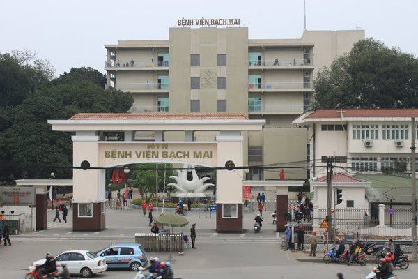 Bệnh viện Bạch Mai DANH SÁCH CÁC BỆNH VIỆN TẠI TP HÀ NỘI