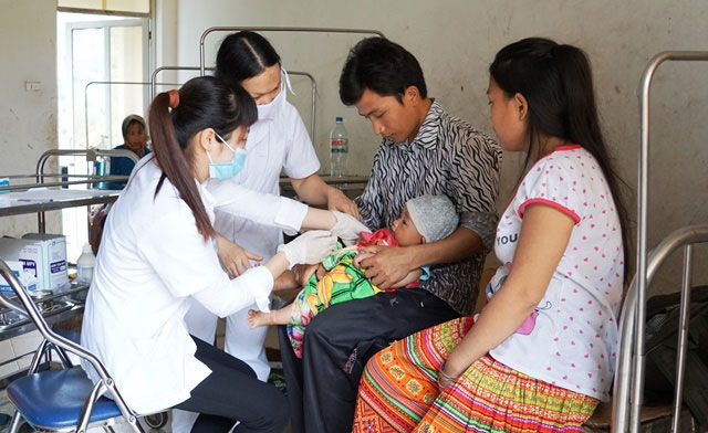 Bệnh viện đa khoa huyện Bảo Lâm - Cao Bằng