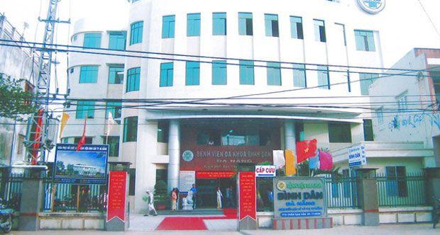 DANH SÁCH CÁC BỆNH VIỆN TẠI TP ĐÀ NẴNG Bệnh viện đa khoa Bình Dân