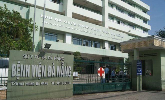 DANH SÁCH CÁC BỆNH VIỆN TẠI TP ĐÀ NẴNG Bệnh Viện đa khoa Đà Nẵng