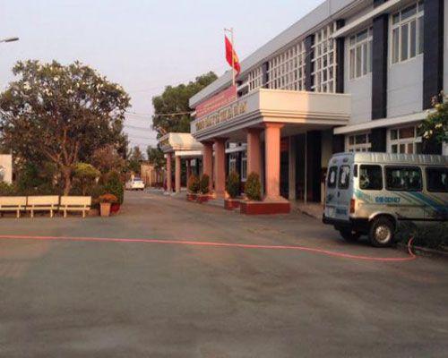 DANH SÁCH CÁC BỆNH VIỆN TẠI TỈNH BÌNH DƯƠNG Bệnh viện đa khoa huyện Dĩ An