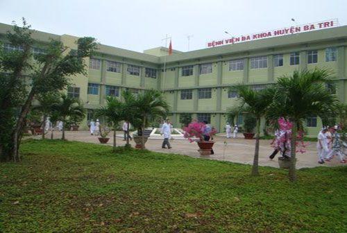 Bệnh viện đa khoa huyện Ba Tri