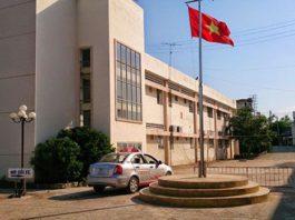 Bệnh viện đa khoa huyện Bình Đại