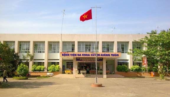 Bệnh viện đa khoa Huyện Giồng Trôm