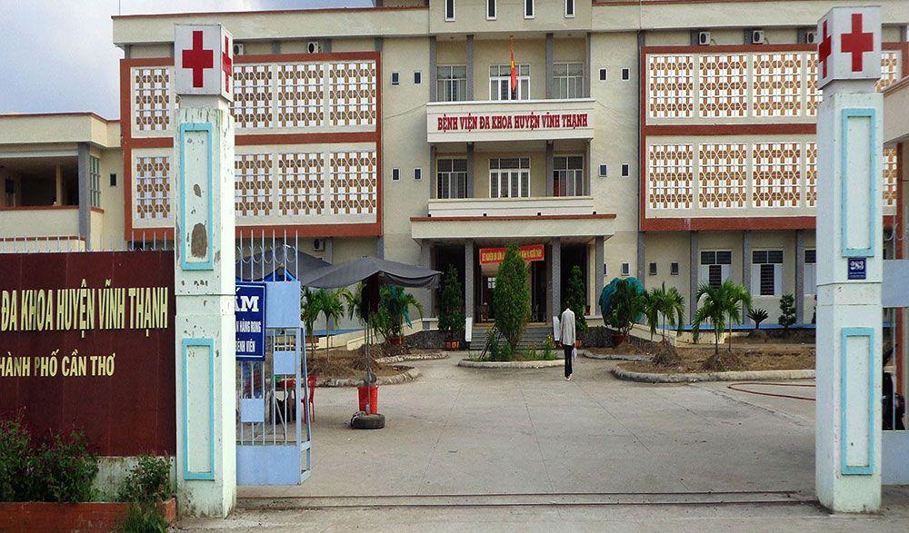 DANH SÁCH CÁC BỆNH VIỆN TẠI TỈNH CẦN THƠ Bệnh viện đa khoa huyện Vĩnh Thạnh