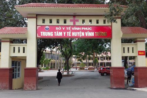 DANH SÁCH CÁC BỆNH VIỆN TẠI TỈNH VĨNH PHÚC Bệnh viện đa khoa huyện Vĩnh Tường