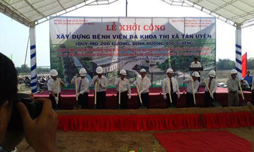Bệnh viện đa khoa huyện Tân Uyên