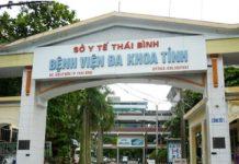 Bệnh viện Đa khoa Thái Bình