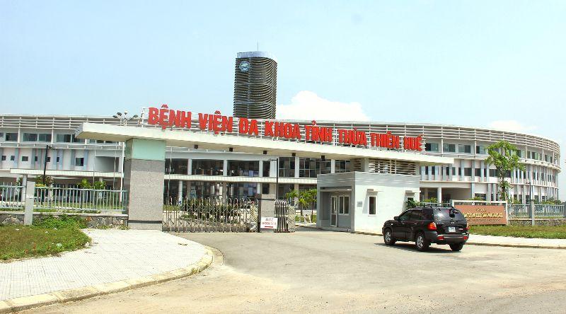 Bệnh viện Đa khoa Huế