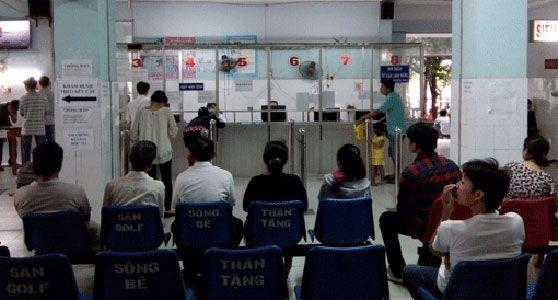 Bệnh viện đa khoa huyện Thuận An