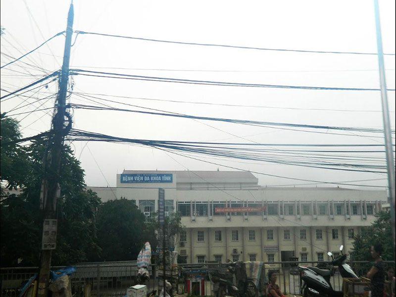 DANH SÁCH CÁC BỆNH VIỆN TẠI TỈNH CAO BẰNG Bệnh viện Đa khoa tỉnh Cao Bằng