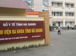 DANH SÁCH CÁC BỆNH VIỆN TẠI TỈNH HÀ GIANG Bệnh viện đa khoa tỉnh Hà Giang