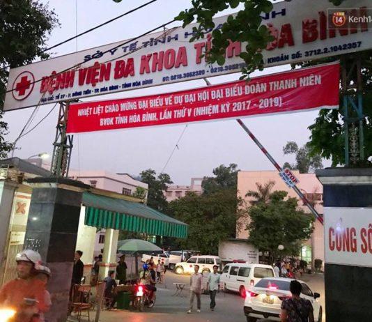 Danh sách các bệnh viện tại tỉnh Hòa Bình Bệnh viện đa khoa tỉnh hòa bình