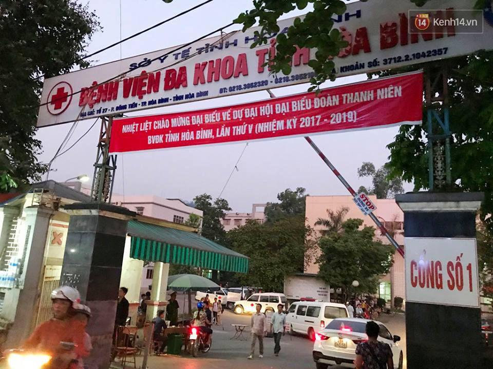 Bệnh viện đa khoa tỉnh hòa bình