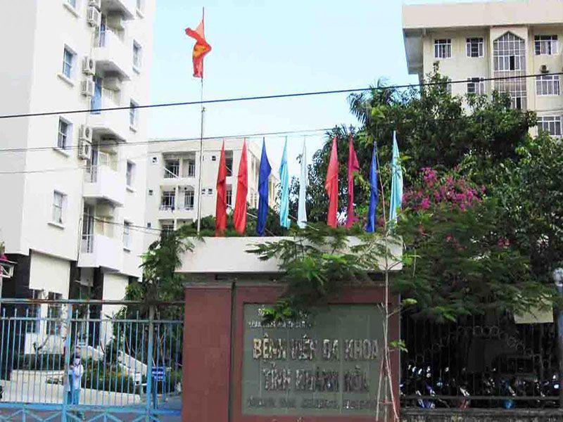 Bệnh viện Đa Khoa tỉnh Khánh Hòa