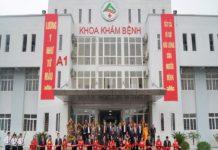 DANH SÁCH CÁC BỆNH VIỆN TẠI TỈNH LÀO CAI Bệnh viện Đa Khoa Lào Cai