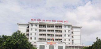 Bệnh viện đa khoa Quảng Ngãi