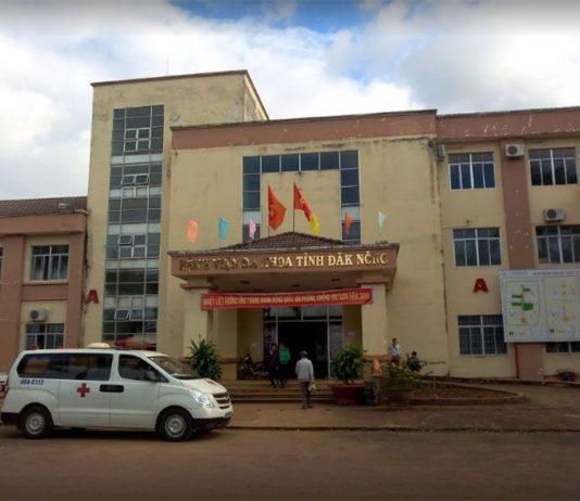 DANH SÁCH CÁC BỆNH VIỆN TẠI TỈNH ĐẮK NÔNG Bệnh viện đa khoa tỉnh Đăk Nông