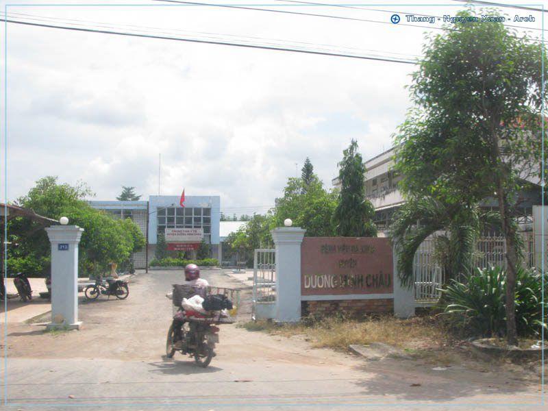 DANH SÁCH CÁC BỆNH VIỆN TẠI TỈNH TÂY NINH Bệnh viện huyện Dương Minh Châu