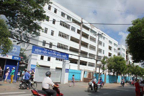 Bệnh viện đa khoa Nguyễn Đình Chiểu - DANH SÁCH CÁC BỆNH VIỆN TẠI TỈNH BẾN TRE
